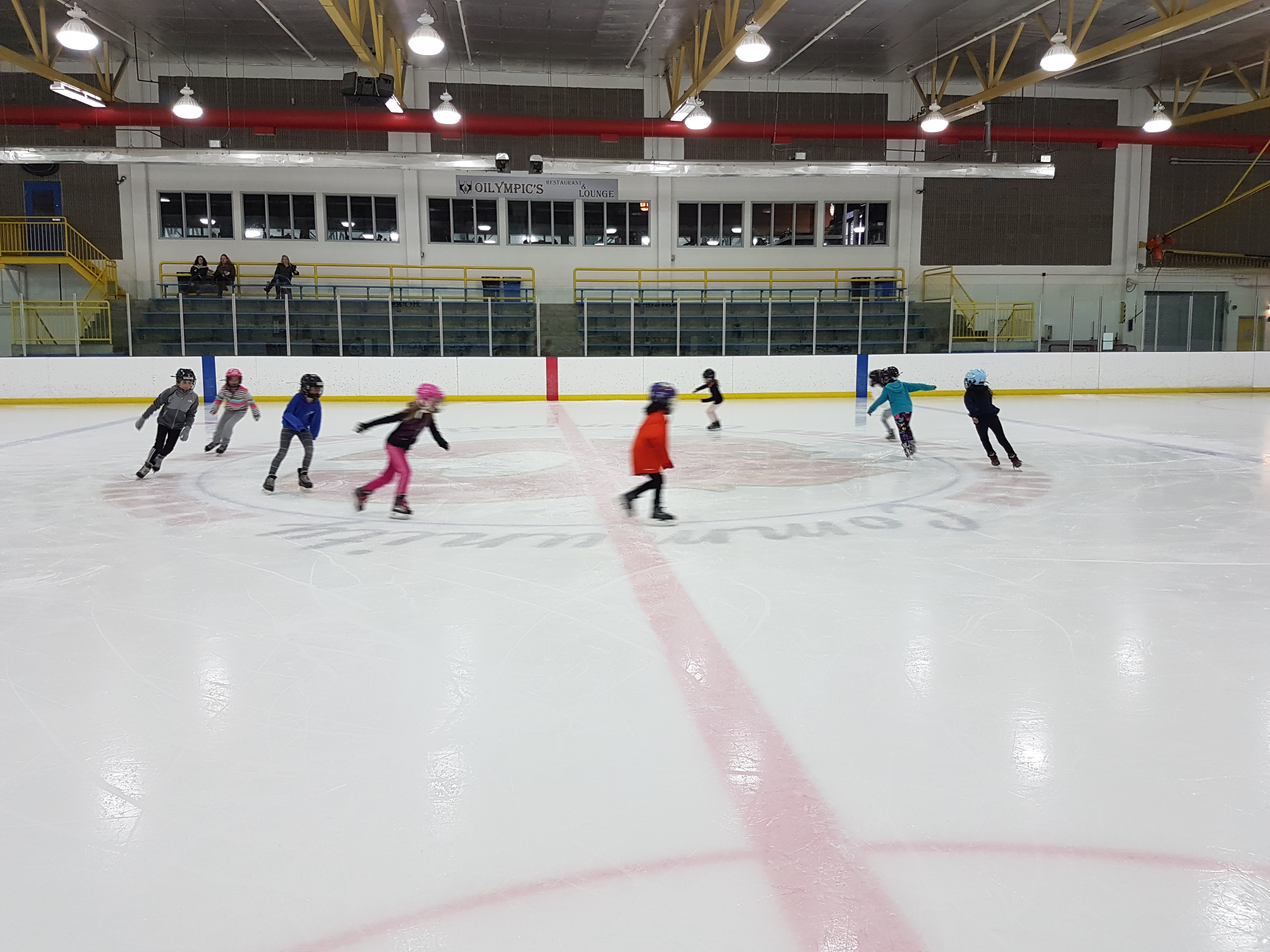 Cca Figure Skating Club Power Skating